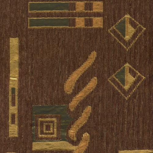 Шенил абстракция   Ткани и материалы